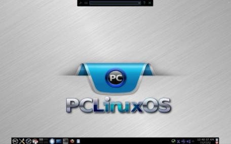 PCLinuxOS screenshot